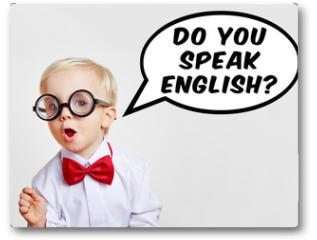 Plakat - Do you speak english?
