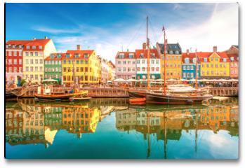Plakat - Nyhavn Kopenhagen