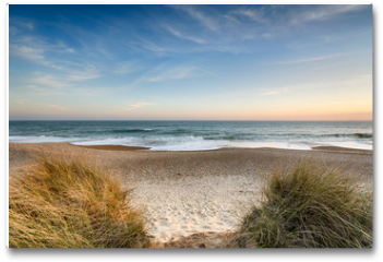 Plakat - Snad dunes at Hengistbury Head