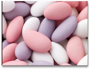 Plakat - Sugared Almonds