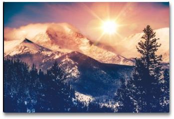 Plakat - Colorado Mountains Vista