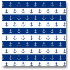Plakat - Nautical background