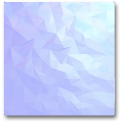 Plakat - Abstract triangles background.