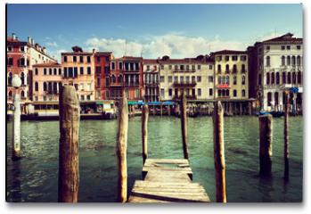 Plakat - Grand Canal, Venice, Italy