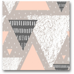 Plakat - Abstract Geometric Pattern