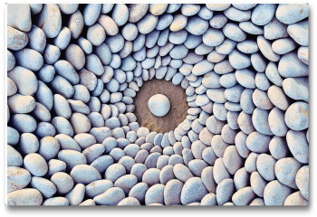 Plakat - Kamienne kręgi