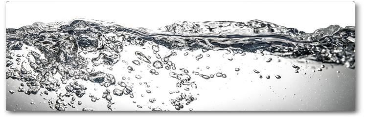 Plakat - Plusk wody