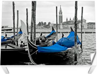 Naklejka na stół i biurko - Grand canal, Venice