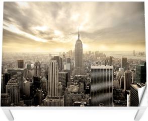 Naklejka na stół i biurko - Manhattan