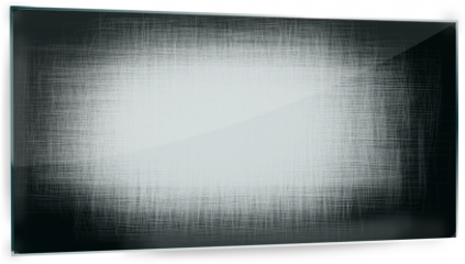 Panel szklany do kuchni - Black-and-white shaded background. Vector pattern